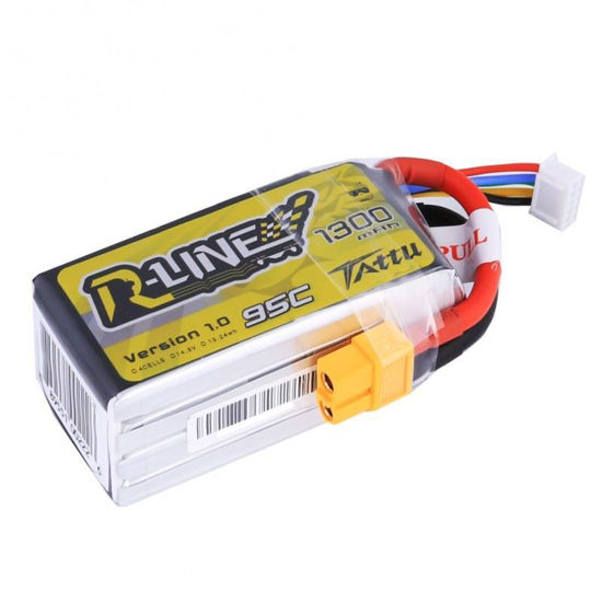 Picture of Tattu R-line 1300mah 4s 95c