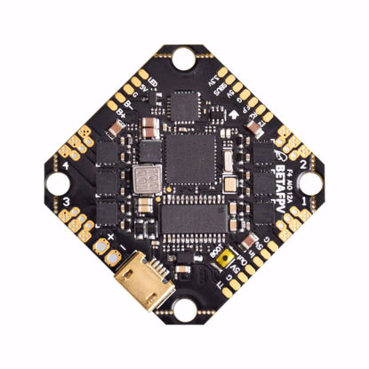 Picture of BETA Toothpick F4 2-4S AIO Brushless Flight Controller 12A